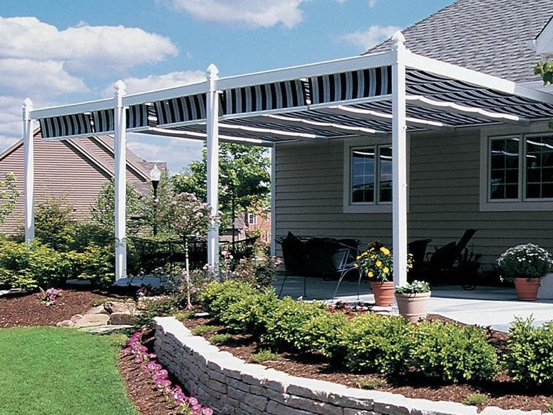 The Shadetree Canopies Awning & Residential Retractable Canopies and Shade Canopies | Shadetree ...