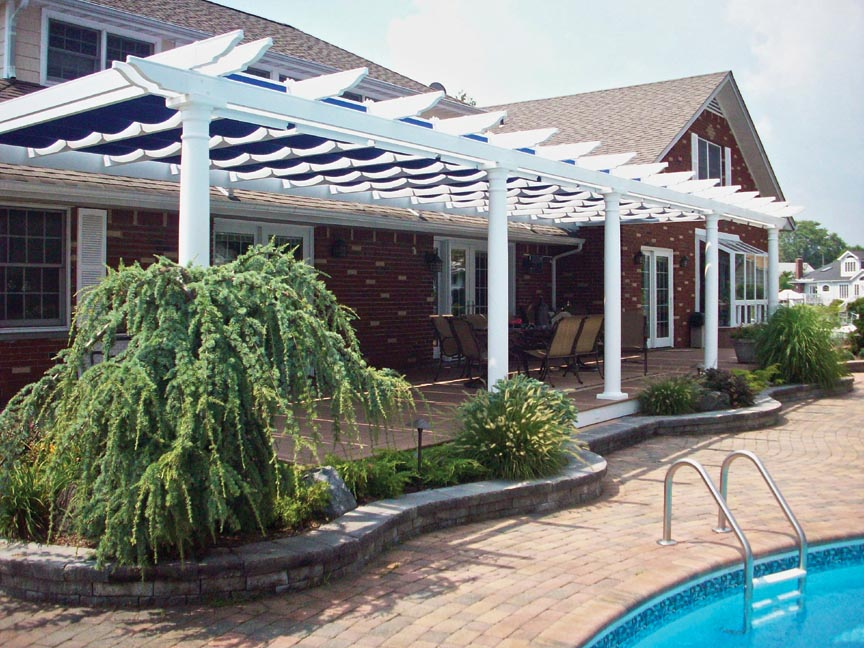 Pergolas · Pergola Covers