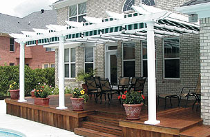 What Is A Pergola Covered Pergolas