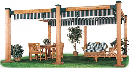Shadetree Canopies Shade Structure
