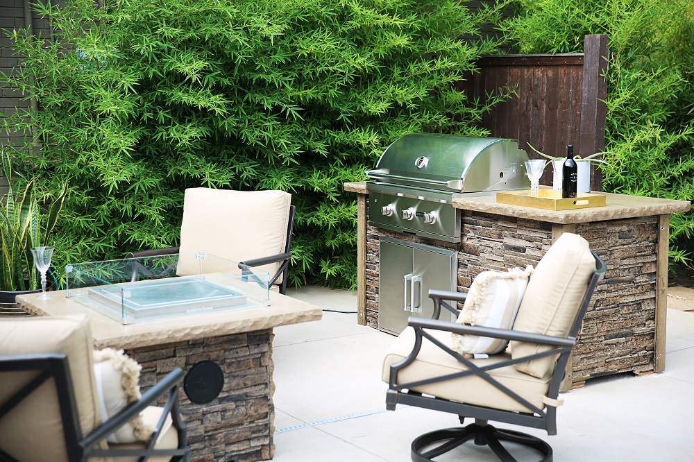 Ready To Assemble Outdoor Kitchens Shadetree Canopies