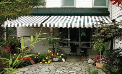 The Shetree Optimum Awning