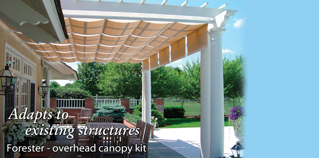 Retractable Pergola Canopies Awnings