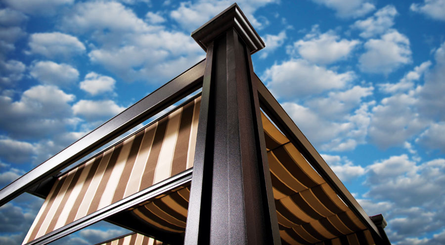 Retractable Awnings | Shadetree Canopies