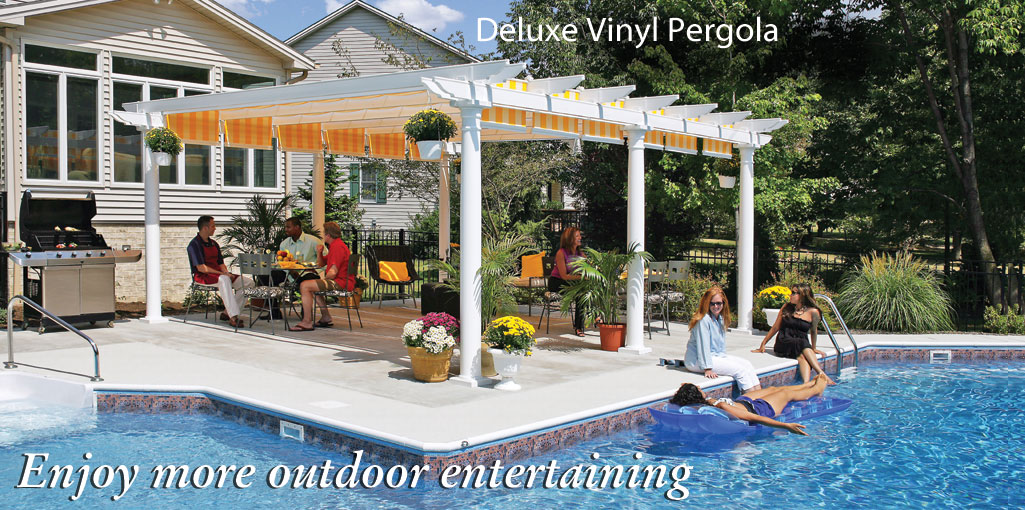 ShadeTree Canopy ShadeTree Canopy ... & Retractable Pergola Canopies u0026 Awnings